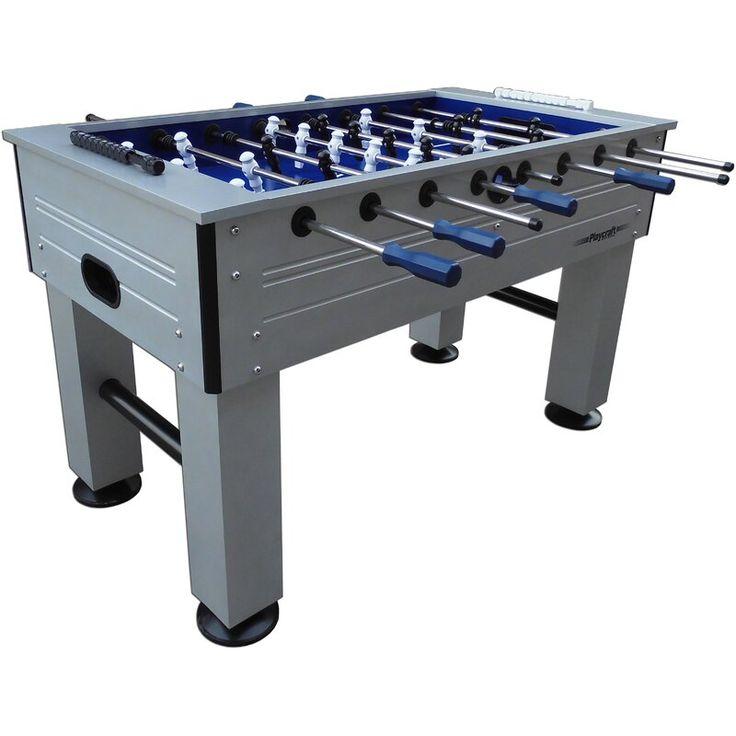 Extera 56 outdoor foosball table in 2020 outdoor