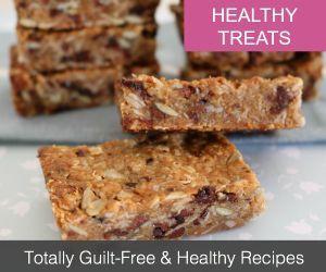Healthy Homemade Muesli Bars - Bake Play Smile