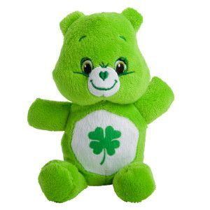 Feeling lucky? Treat your pup to the Care Bears™ Good Luck Bear this #stpattysday