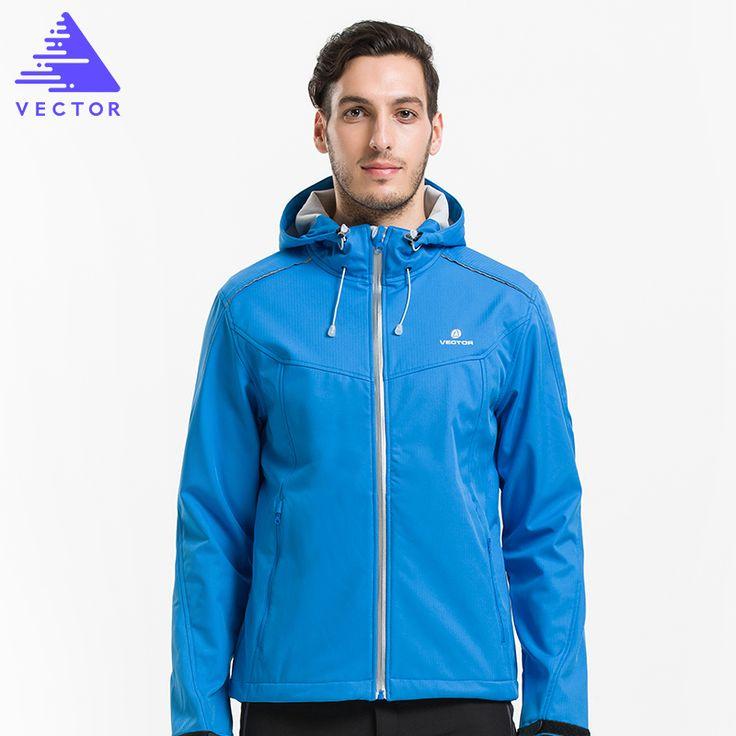 VECTOR Softshell Jacket Men Outdoor Jacket Windproof Waterproof Jacket Male Camping Hiking Jackets Rain Windbreaker 60025