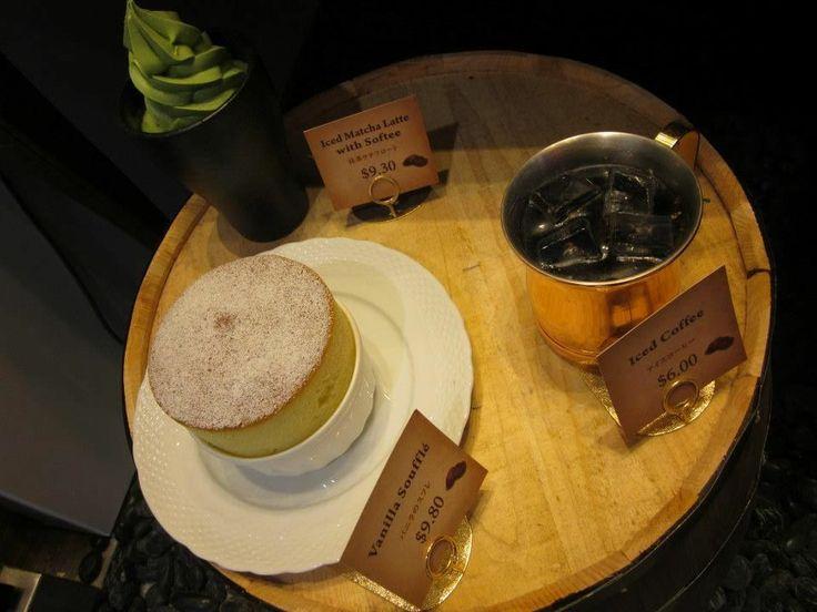 Hoshino Coffee Plaza Singapura // Food Review | mitsueki ♥ | Singapore Lifestyle Blogger - Food, Fashion, News & Utter Randomness