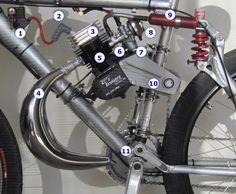 High Performance Gas Powered Bicycles | KC's Kruisers - Motorized Bike Forum