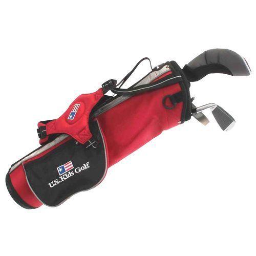 U.S. Kids Golf Junior 3-Club Carry Bag Set 381 - Golf Equipment, Club Sets at Academy Sports