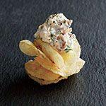 Cheddar-Bacon-Chive Dip Recipe | MyRecipes.com | Cooking Light November 2014