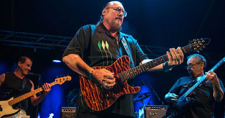 Soul's Unsung Guitarist: Steve Cropper Reflects on the Stax Years