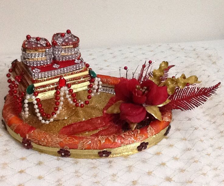 Engagement ring tray by kreativ kreation