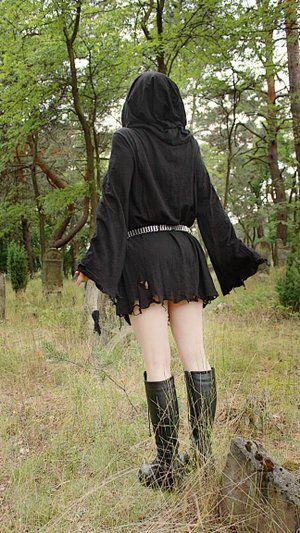Image of Ritual Short Dress - S/M