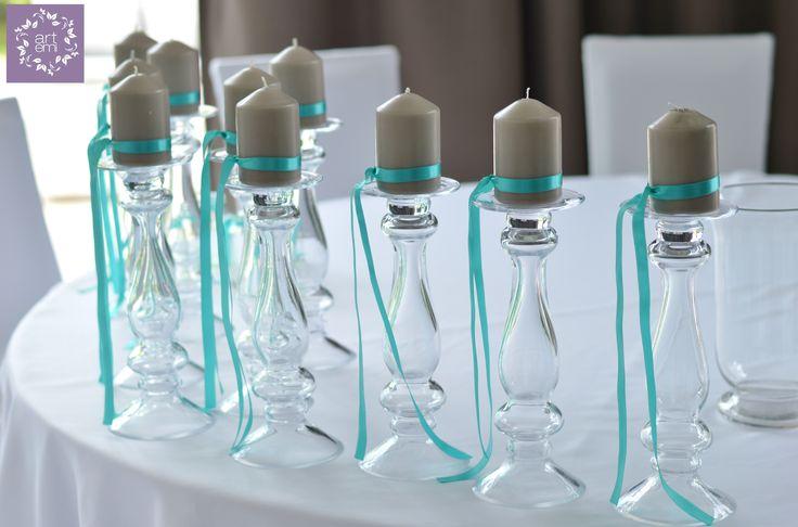 #artemi #florist #floralart #floraldesign #floralartist #weddings #weddingday #slub #wesele #dekoracje #decorations #weddingdecorations #weddinddecor #flowers #flowersdecor #weddingflowers #bride #groom #forbrideandgroom #pastels #mint #turquoise #candle #candles #swiece #weddingdetails