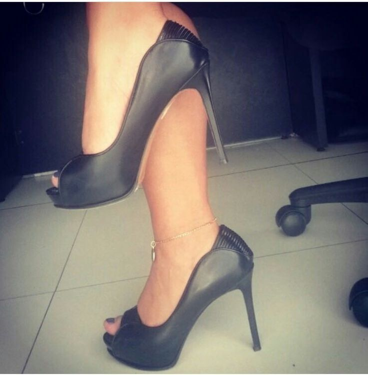 #Shoes #HighHeels #Black #NineWest #loveshoes