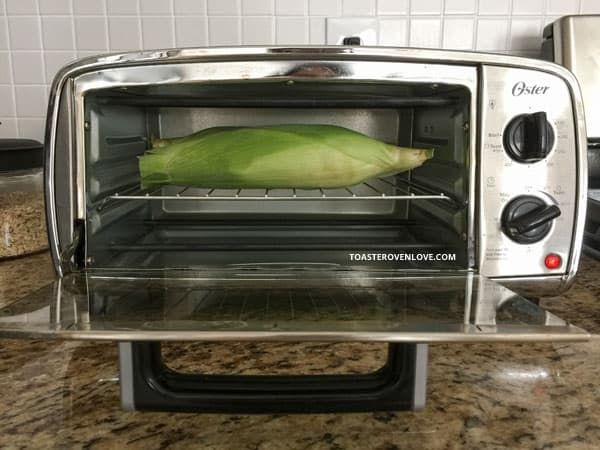 Toaster Oven Baked Corn On The Cob Recipe Oven Baked Corn