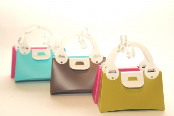 T by Daniel Glamour Girl Tea Purses! Great for Wedding Favors