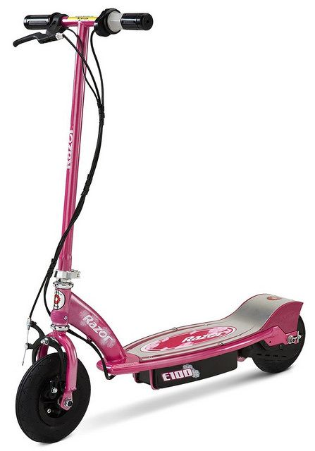 Compare Top Electric Scooters For Kids Reviews Razor E100