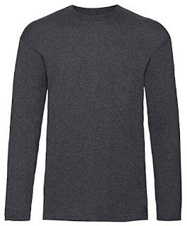 dc196dca59a7 Fruit of the Loom 61-038-0 Long-Sleeved T-Shirt (15.00) | Coles ...