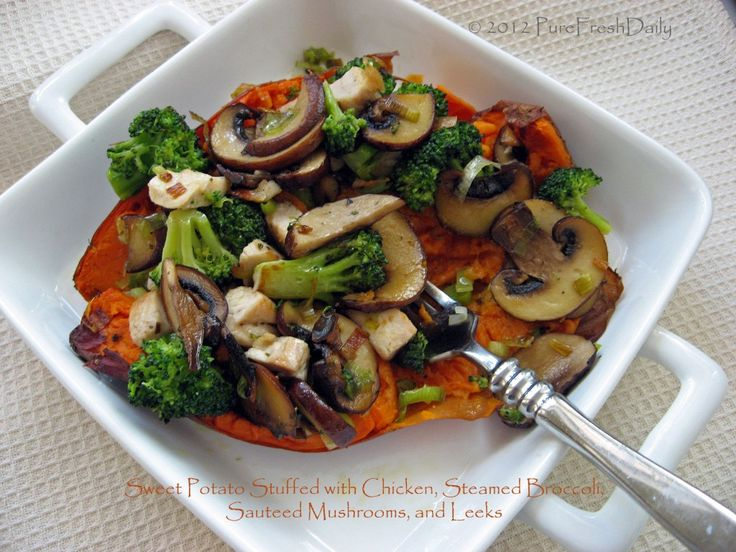 16 best electric steamer recipes images on pinterest steamer sweet potato stuffed with chicken broccoli mushrooms and leeks find this pin and more on electric steamer recipes forumfinder Images
