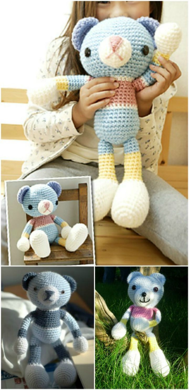 101 Free Crochet Patterns For Beginners That Are Super Easy