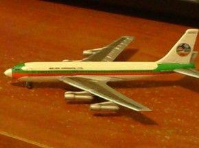 "Boeing 720 ""Belize City"" VP- HCO 1/400 custom"