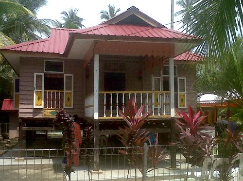 82 Best Homes Malay Kampung Images On Pinterest