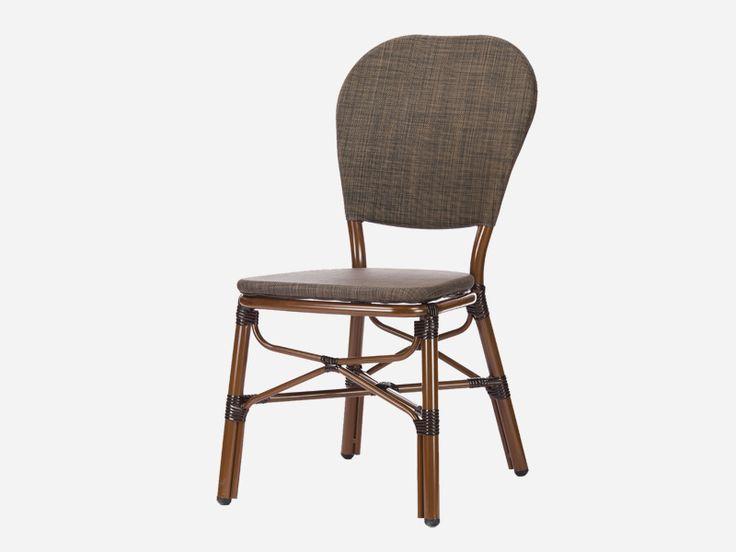 BOLERO KOLSUZ SANDALYE #kolsuzsandalye #sandalye #vitello #bahçemobilyaları #garden #kahverengi