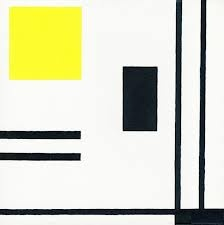 """Marjorie Jewel """"Marlow"""" Moss (1889 – 1958) was a British Constructivist artist who worked in painting and sculpture. . She was a pupil of Léger and Ozenfant at the Académie Moderne, but her style was particularly influenced by Piet Mondrian. She was also acquainted with Georges Vantongerloo and Jean Gorin. In Paris she was a founder member of the Abstraction-Création association, and exhibited with the Salon des Surindépendants."""