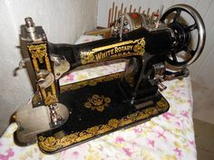 How to put the shellac back on your  vintage machine