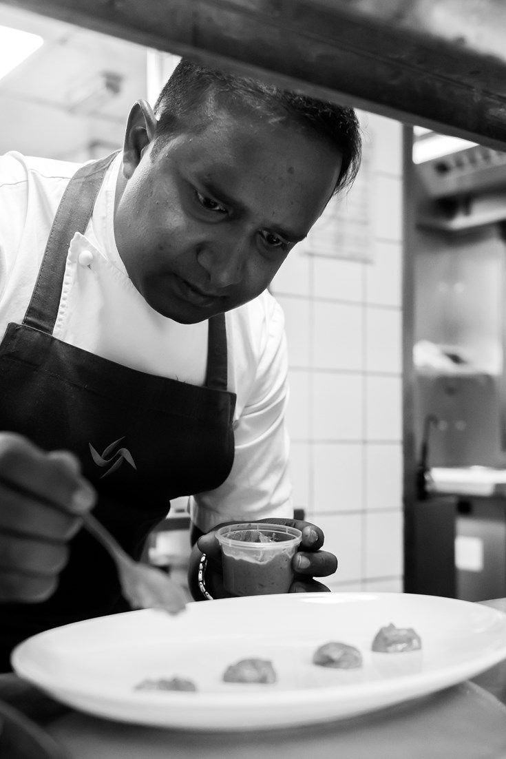 Learn more about Peter Joseph, the head chef of Tamarind, and discover his favourite recipes.