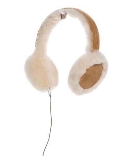 UGG CLASSIC WIRED Słuchawki chestnut