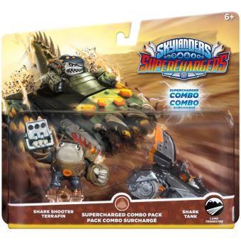 Figurines Skylanders Superchargers Dual Pack 1
