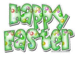 Happy Easter to everyone. May God bless you and keep you all in good healthy and happiness.