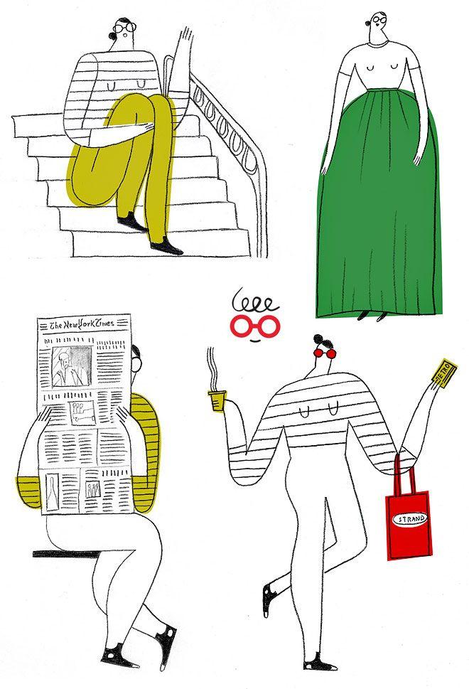 me gusta esta ilustracion