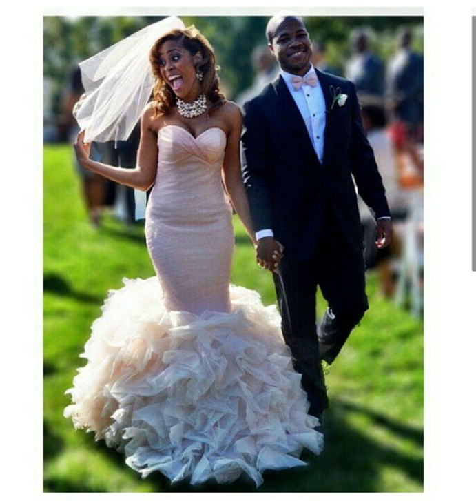1000 ideas about nigerian wedding dress on pinterest for Plus size african wedding dresses