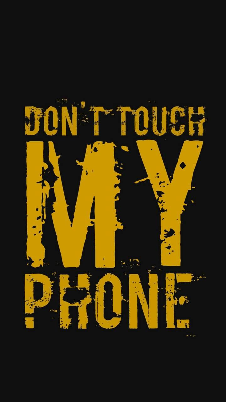 Download Dont Touch I Phone Wallpaper By Iamviswa92 Eb Free On Zedge No Dont Touch My Phone Wallpapers Lock Screen Wallpaper Android Game Wallpaper Iphone