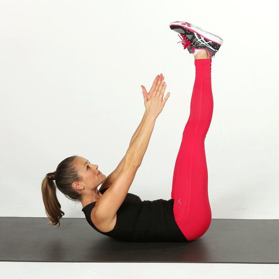 Transform your Abs with this 2 week Crunch Challenge