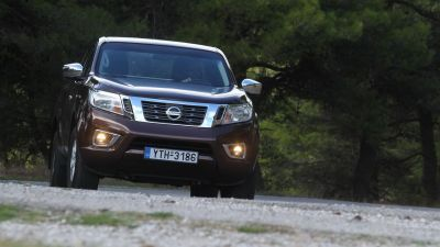 Nissan Navara King Cab 2.3 dCi 160 PS by drive.gr