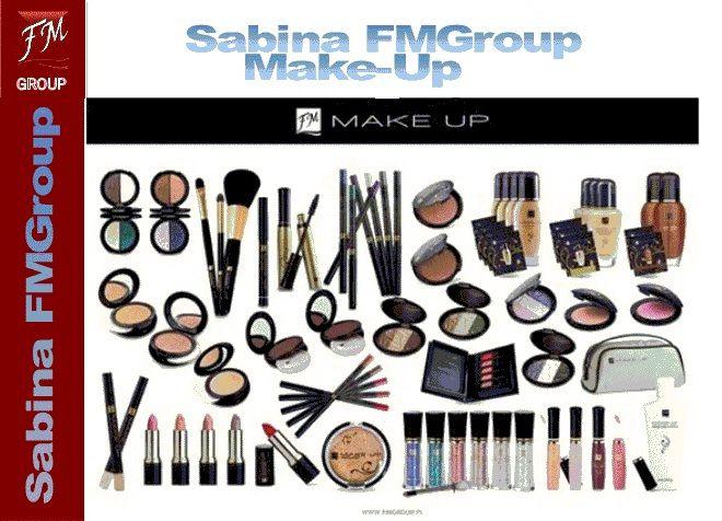 Make-up Sabina FMGroup