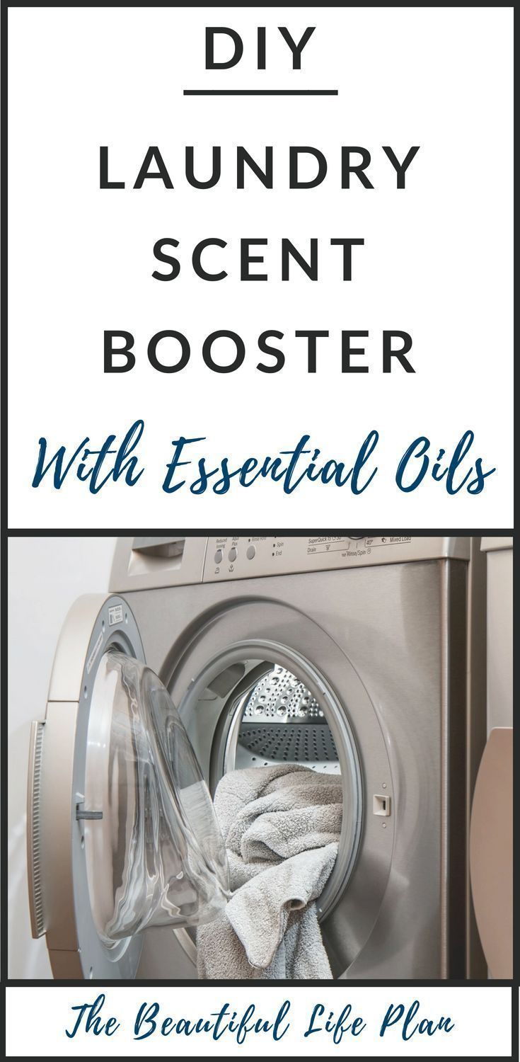 Diy Laundry Scent Booster Recipe With Essential Oils How To Make