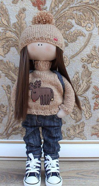 Muñeca rusa moderna
