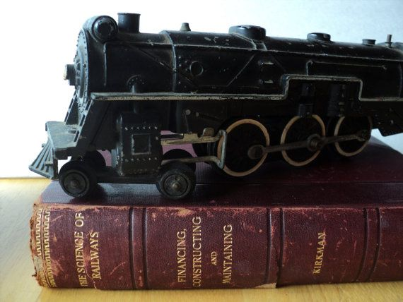 Railroad History Antique Book The Science of Railways by CapeCats