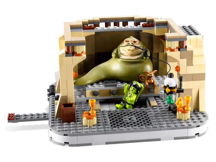 LEGO Star Wars Jabba the Hutt's Palace