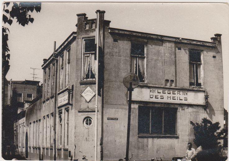Leger des Heils zaal aan de rijkestraat tot 1973