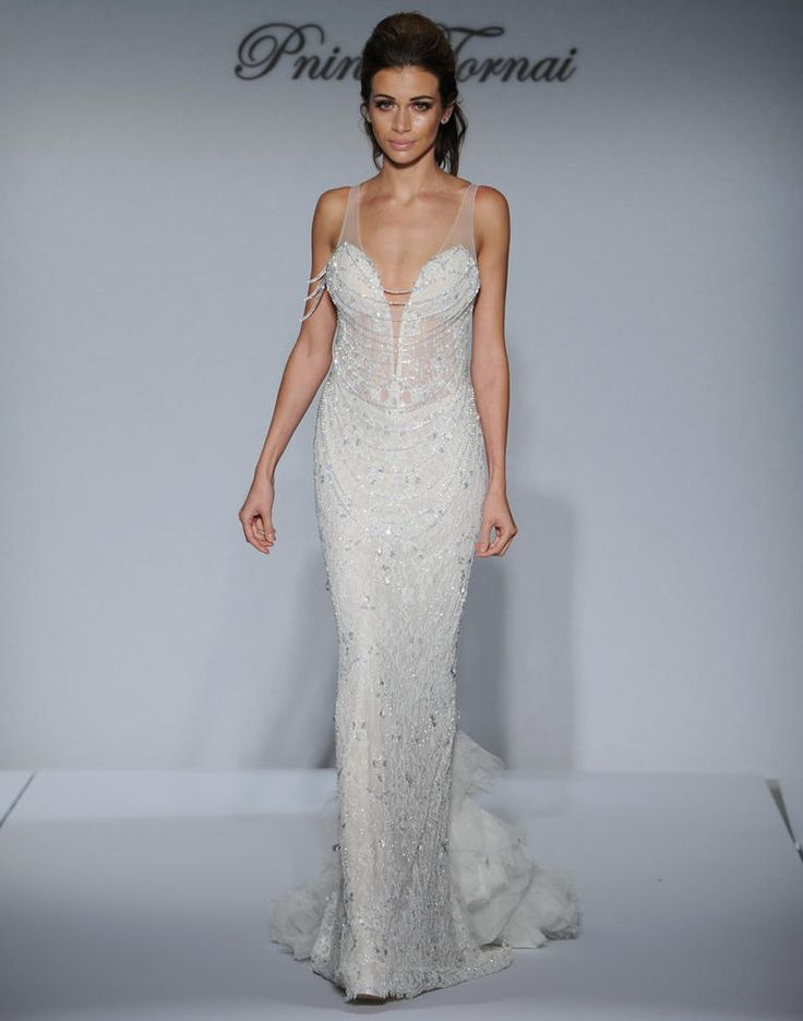 237 Best Pnina Tornai Images On Pinterest Short Wedding