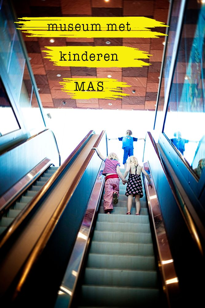 In Het Antwerpse Mas Museum Aan De Stroom Valt Ook Voor De