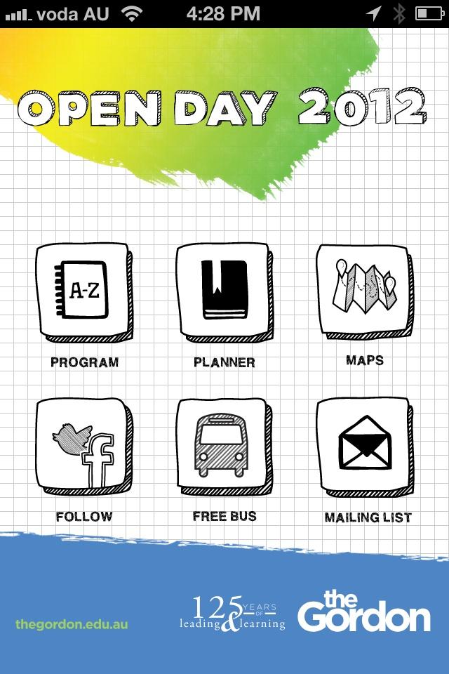 Gordon Tafe Open Day 2012