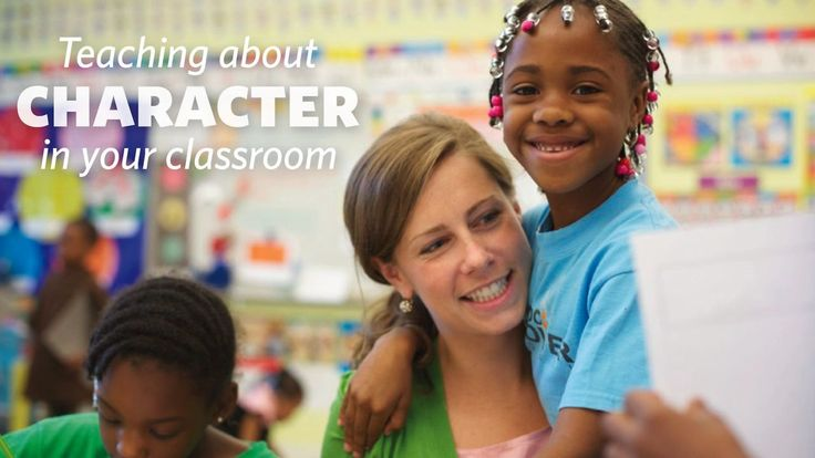 Incorporating character into your classroom. Watch the below 13 minute video to hear more from parents, teachers, and students about each ch...
