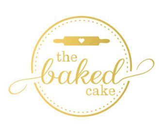 Bakery Logo Pastry Logo Whisk Logo Bowl Logo by GraphicsCrush