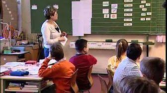 Kristóf nyílt nap matek óra 2011.11.11 - YouTube