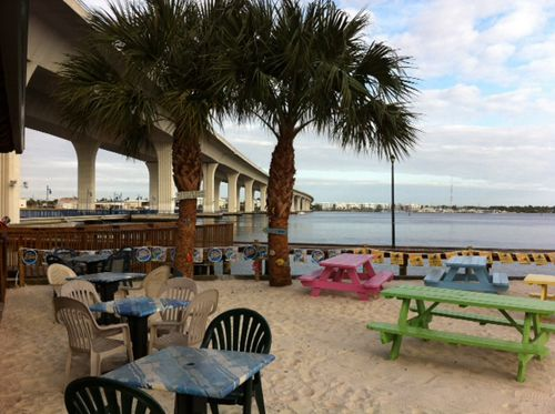 Pelican Cafe Beach Stuart Florida 16 Minutes From