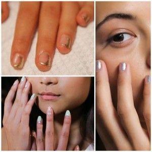 Manichiura primavara-vara 2015: se poarta unghiile usor sterse[…]