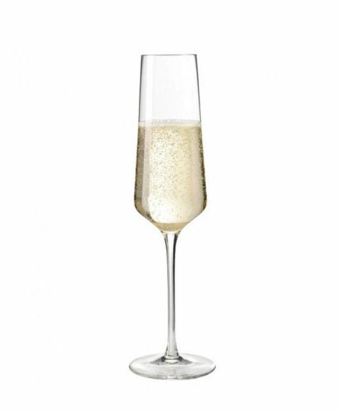 Leonardo wine glass architecture of the wine glass flute champagne puccini individually