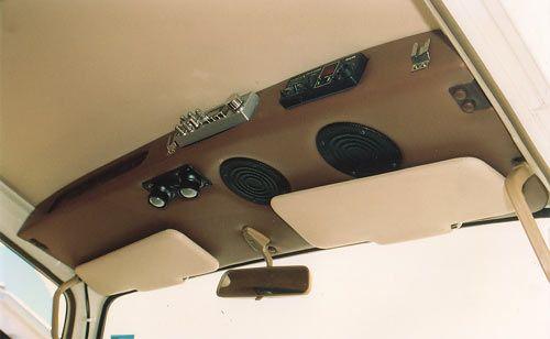 Make A Overhead Van Console Google Search Car Console