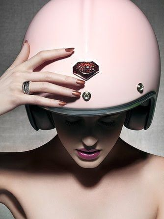 Ruby Helmets - Fashion in Motorsports